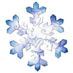 Sizzix Bigz Die - Snowflake #3 - A10690