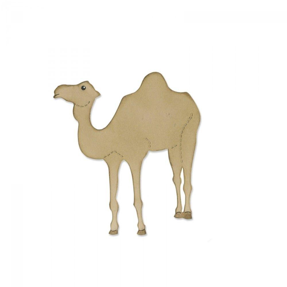 Sizzix Bigz Die - Nativity, Camel - A10387