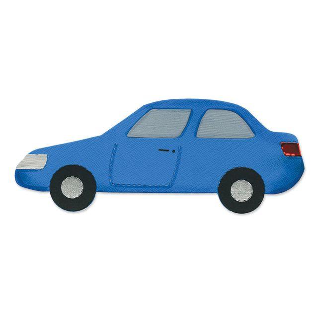 Sizzix Bigz Die - Car #2  - A10793