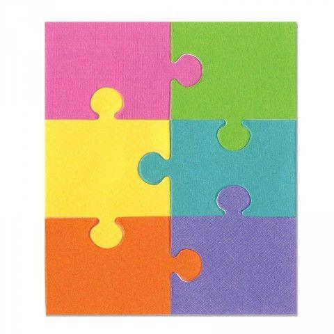 Sizzix Bigz Die - Puzzle #1 - A10343