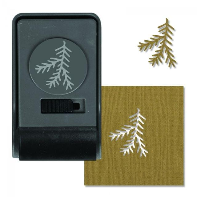 Sizzix - Paper Punch - Pine, Large  - 660170