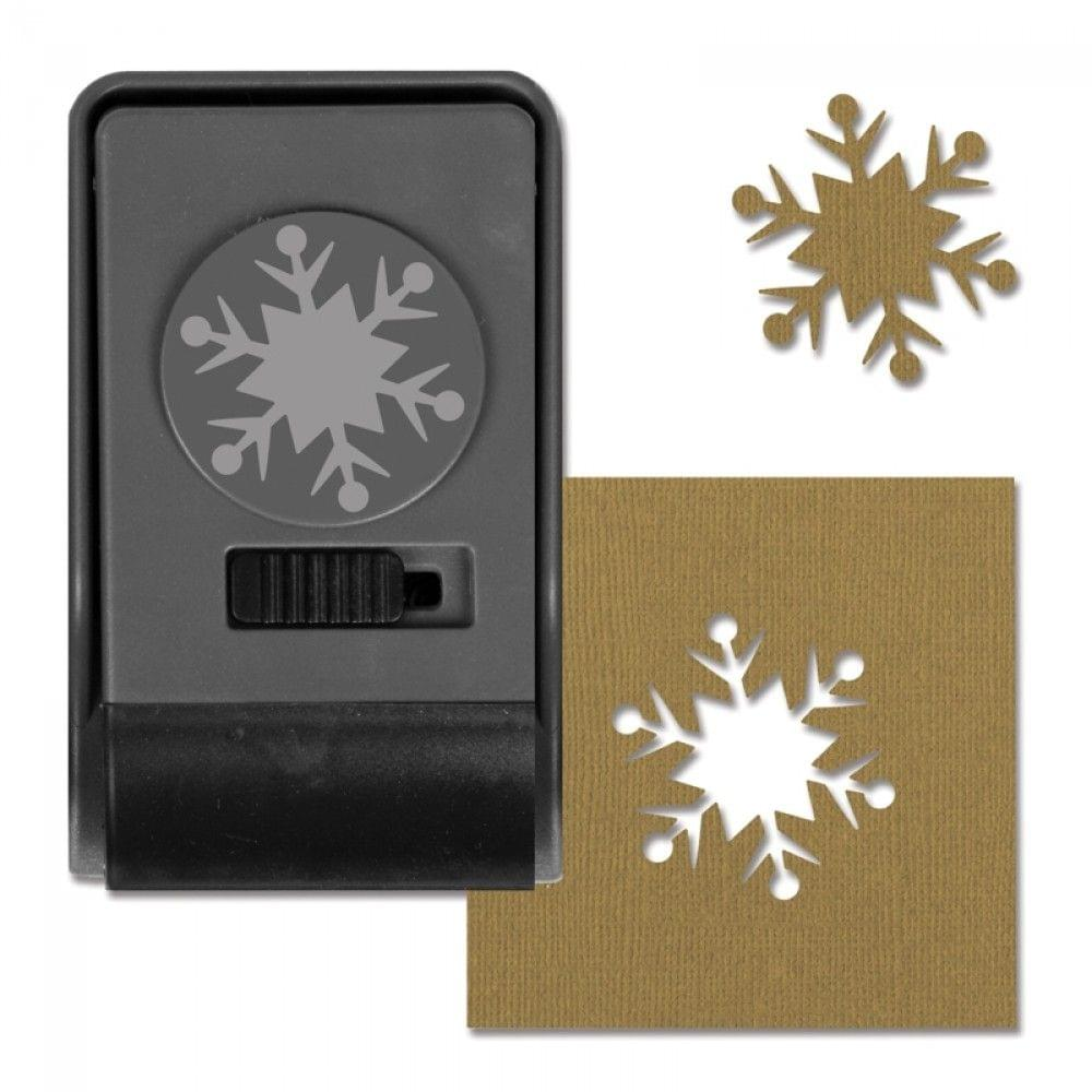 Sizzix Paper Punch - Snowflake #2, Large  - 661004
