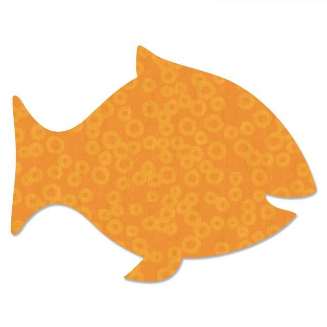 Sizzix Bigz Die - Fish #5 - 661273