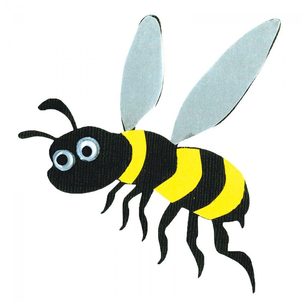 Sizzix Bigz Die - Bee - A10112
