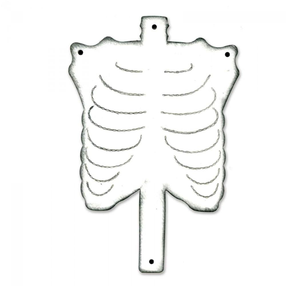 Sizzix Bigz Die - Skeleton Parts #3 - A10619