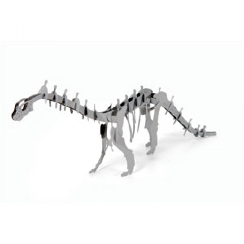 AllStar Die - Dinosaur, Brontosaurus Bones 3-D (3 Die Design) - A10839