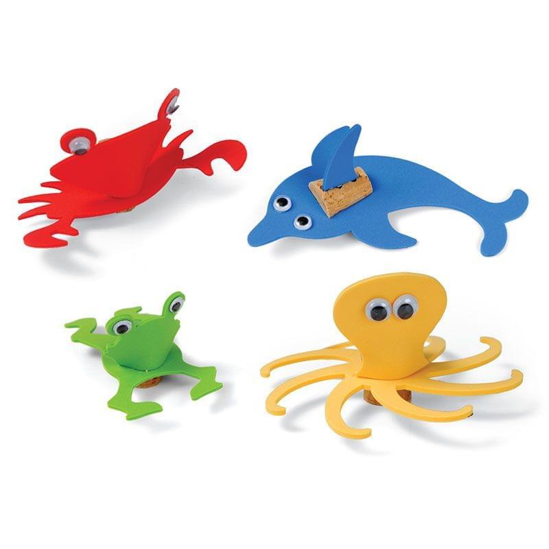 Sizzix Bigz Die Set - Floating Animals (4 Die Set) - A11042