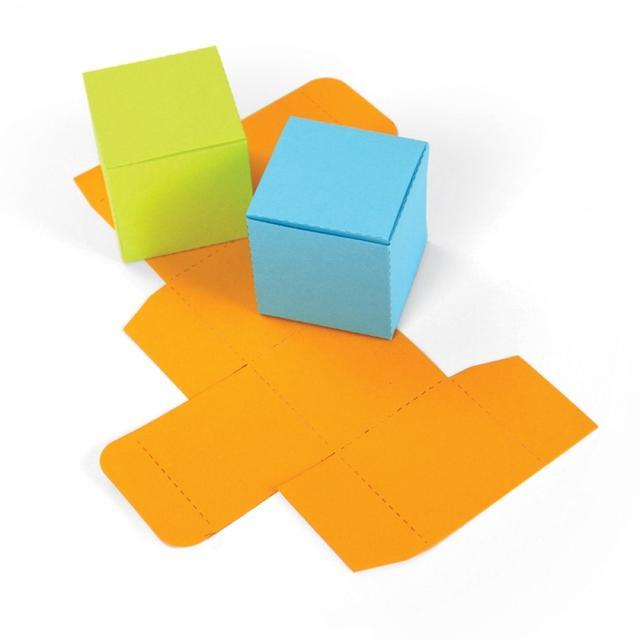 """Sizzix Bigz L Die - Cube 3-D, 1 5/8""""- A11108"""