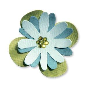 Sizzix Originals Die - Flower Layers #4 - 656362