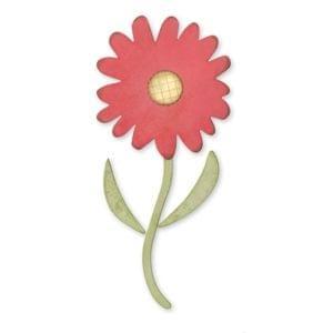 Sizzix Bigz Die - Flower, Daisy #5 - A11074