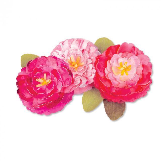 Sizzix Bigz Die - Camellia - 659242