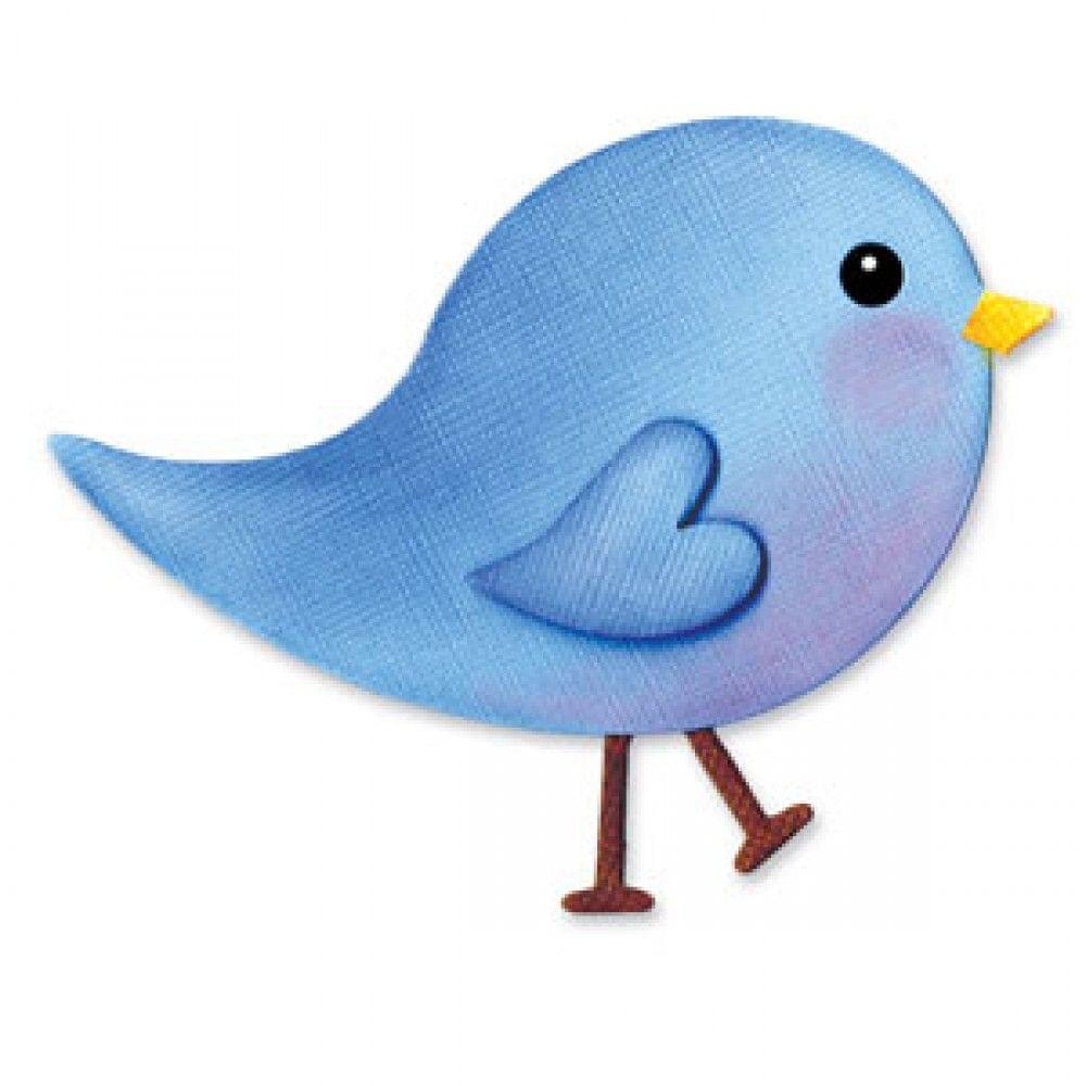 Sizzix Originals Die - Bird, Baby - 655903