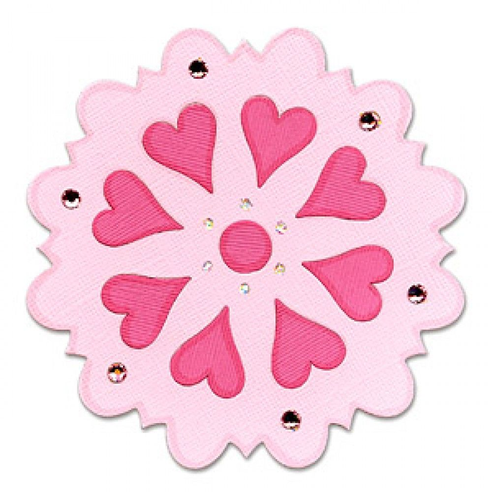 Sizzix Bigz Die - Decorative Doily - 656186