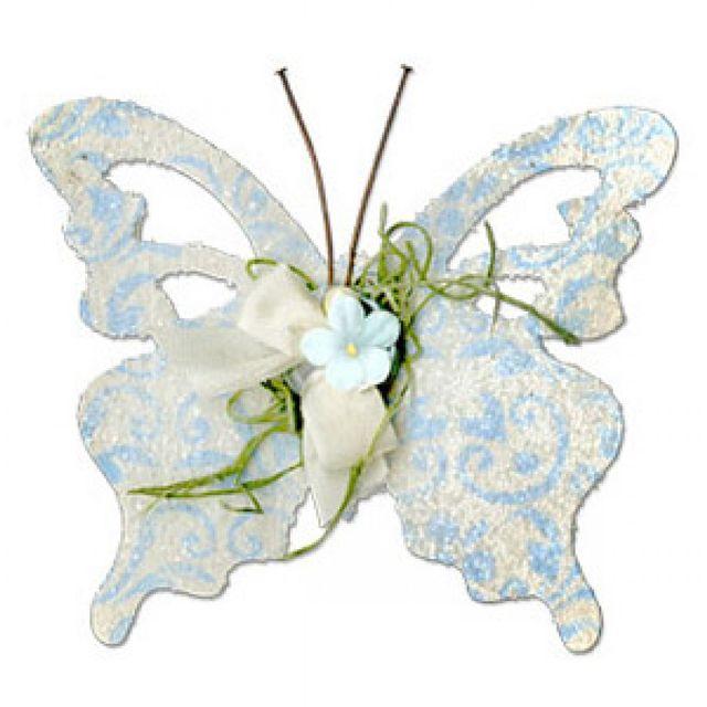 Sizzix Bigz Die - Butterfly #2 - 656552