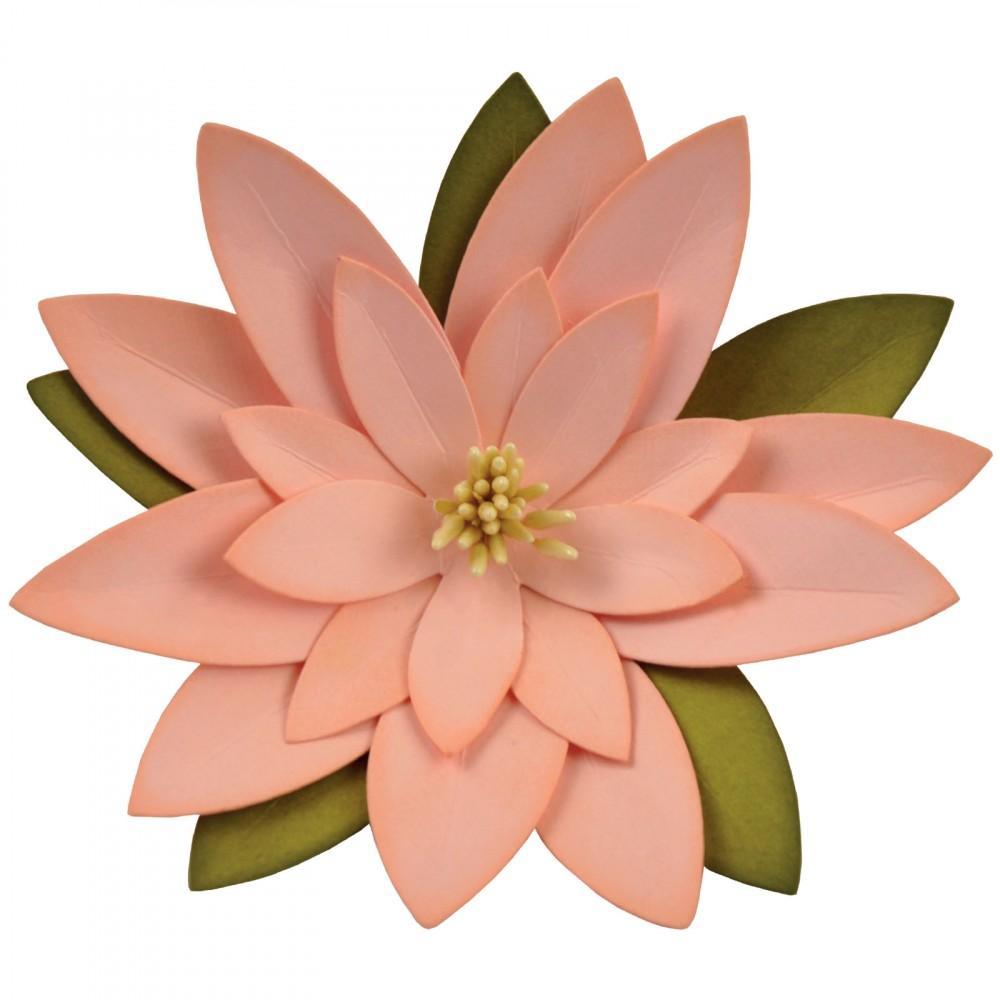 Sizzix Bigz Die - Moroccan Flower- 661713