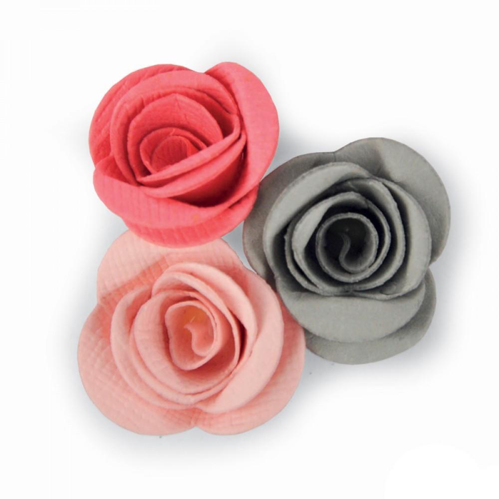 Sizzix Thinlits Die - Flower Scallop Mini- 661788