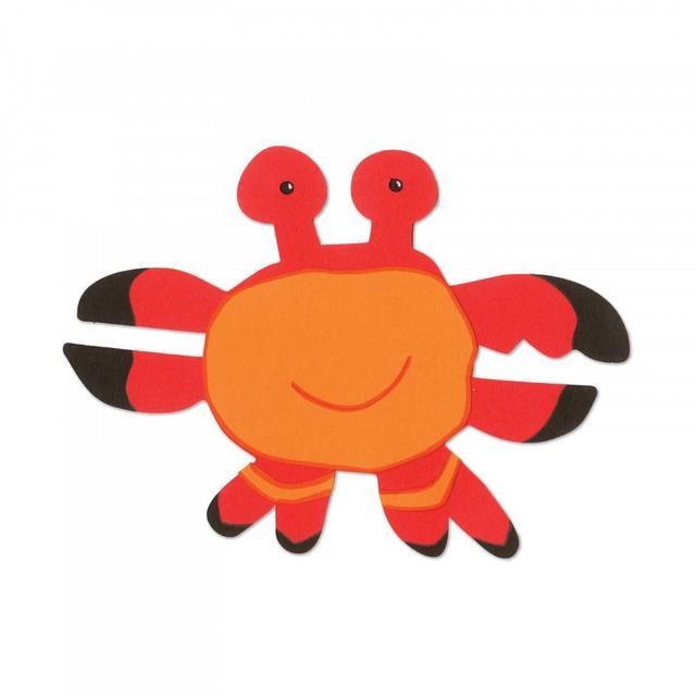 Sizzix Bigz Die - Crab- A11152