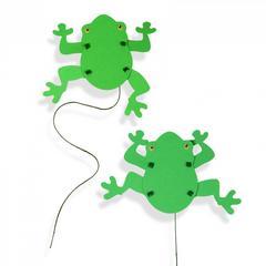 Sizzix Bigz Die - Jumping Jack, Frog- A11140