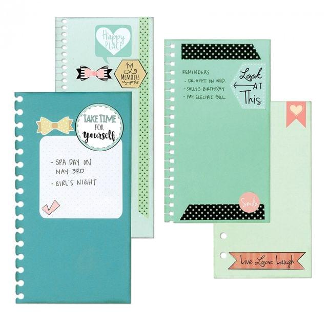Sizzix Thinlits Die Set 2PK - 661528
