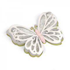 Sizzix Thinlits Die Set - Delicate Butterfly 662392