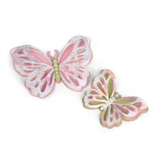 Sizzix Thinlits Die Set - Delicate Butterflies 662393