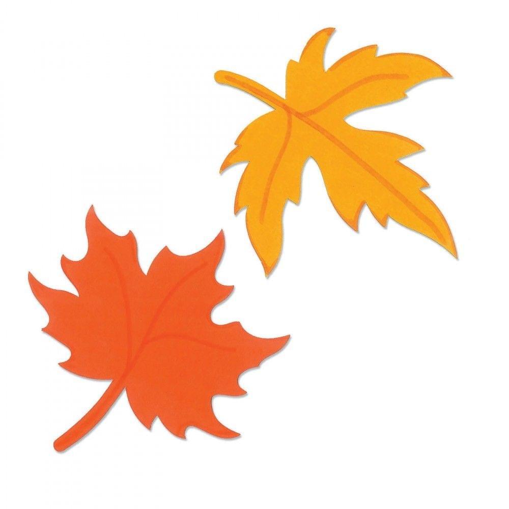 Sizzix Bigz Die - Leaves A11183