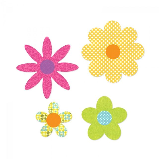 Sizzix Bigz Die - Flower Layers- 659789