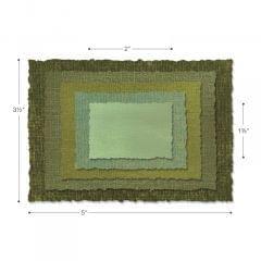 Sizzix Thinlits Die Set 5PK - Stacked Deckle - 662694