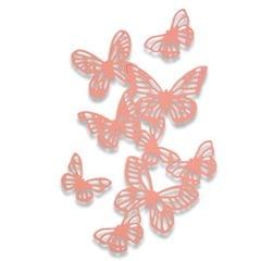 Sizzix Thinlits Die Set 3PK - Butterflies - 662516