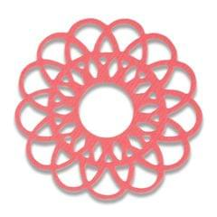 Sizzix Thinlits Die - Dainty Doily Mini - 661787