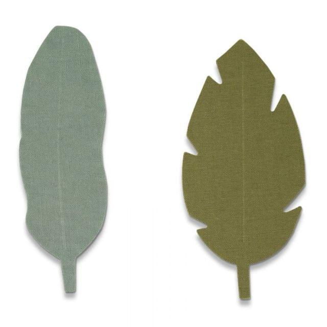 Sizzix Bigz Die - Leaves Item: 662555
