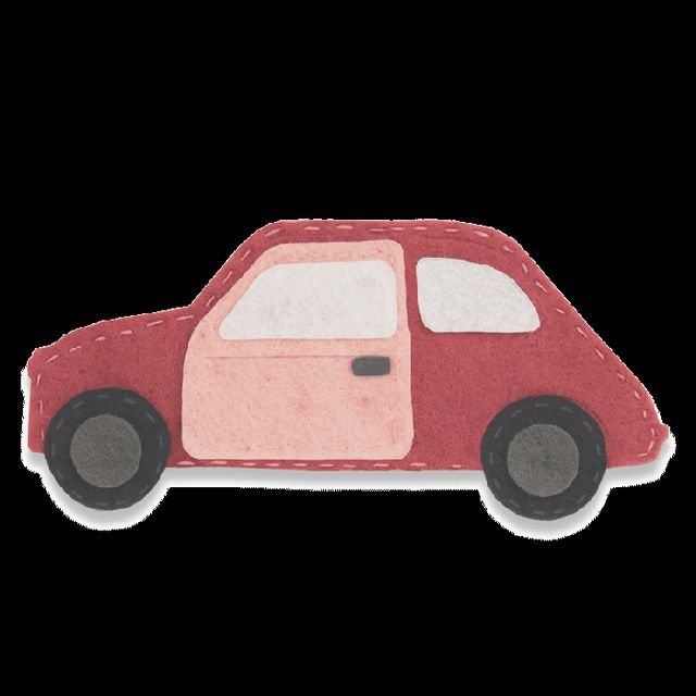 Sizzix Bigz Die - Retro Car Item: 662971