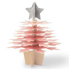 Sizzix Bigz Die - Snowflake Christmas Tree Item: 662869