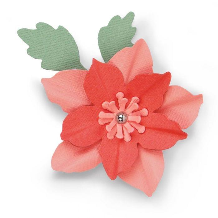 Sizzix Bigz Die - Winter Rose Item: 662586