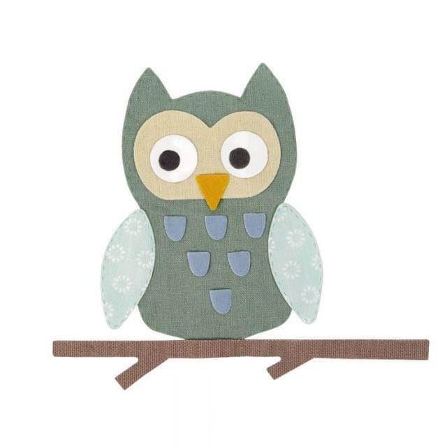 Sizzix Bigz Die - Owl Item: 662587