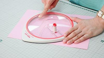 Simple Circle Cutter- PCT02