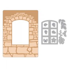 Impresslits Embossing Folder - Window Box-663585