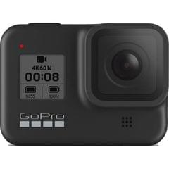 GO PRO HERO 8 Black 4K HyperSmooth 2.0 Action Cam
