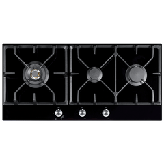 85cm Gas Cooktop NG Glass Ceramic