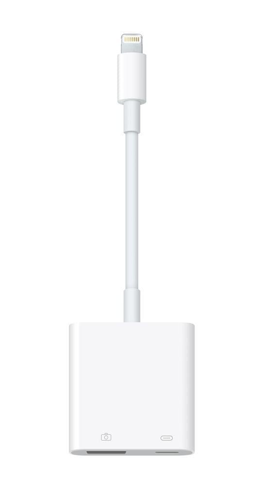 LIGHTNING TO USB3.0 CAMERA ADAPTER