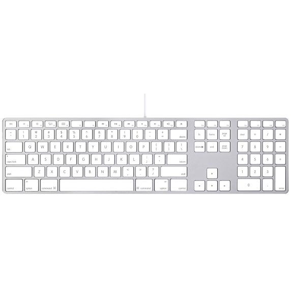 KEYBOARD WITH NUMERIC KEYPAD - English (USA)