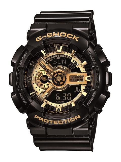 Casio Men's G-Shock - Black/Gold