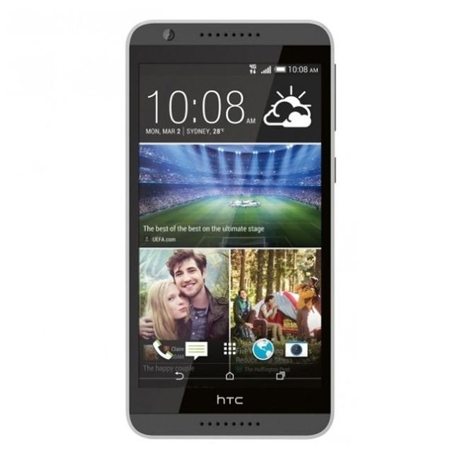 "HTC Desire 820 (4G/LTE, 5.5"", 13MP) - Grey"
