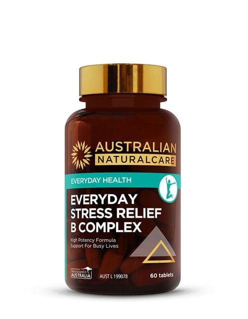 Everyday Stress Relief B Complex 60 Tabs