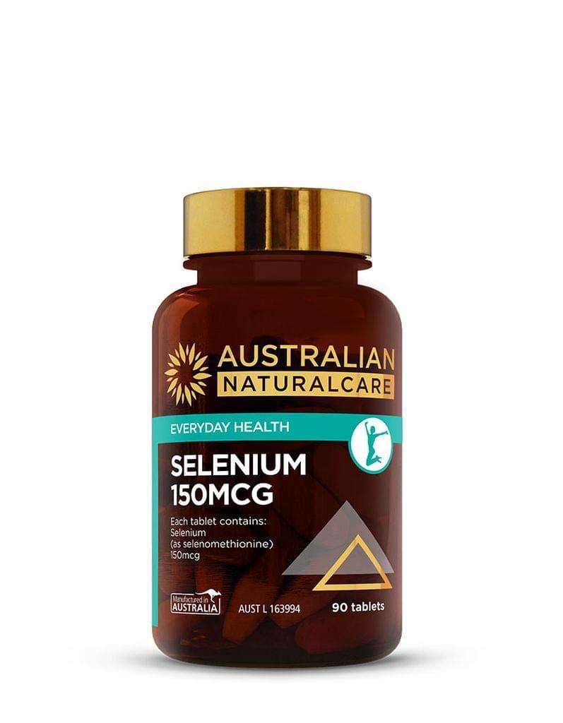 Selenium 150mcg 90 Tabs