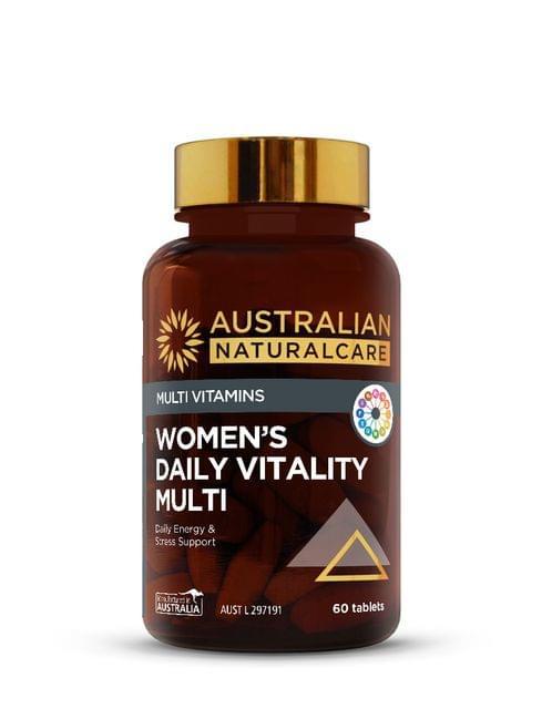 Womens Daily Vitality Multi 60 Tabs