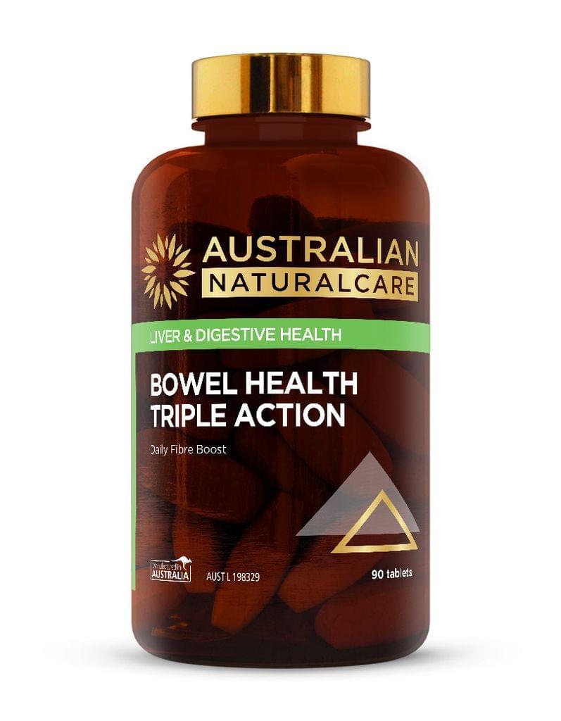 Bowel Health Triple Action 90 Tabs