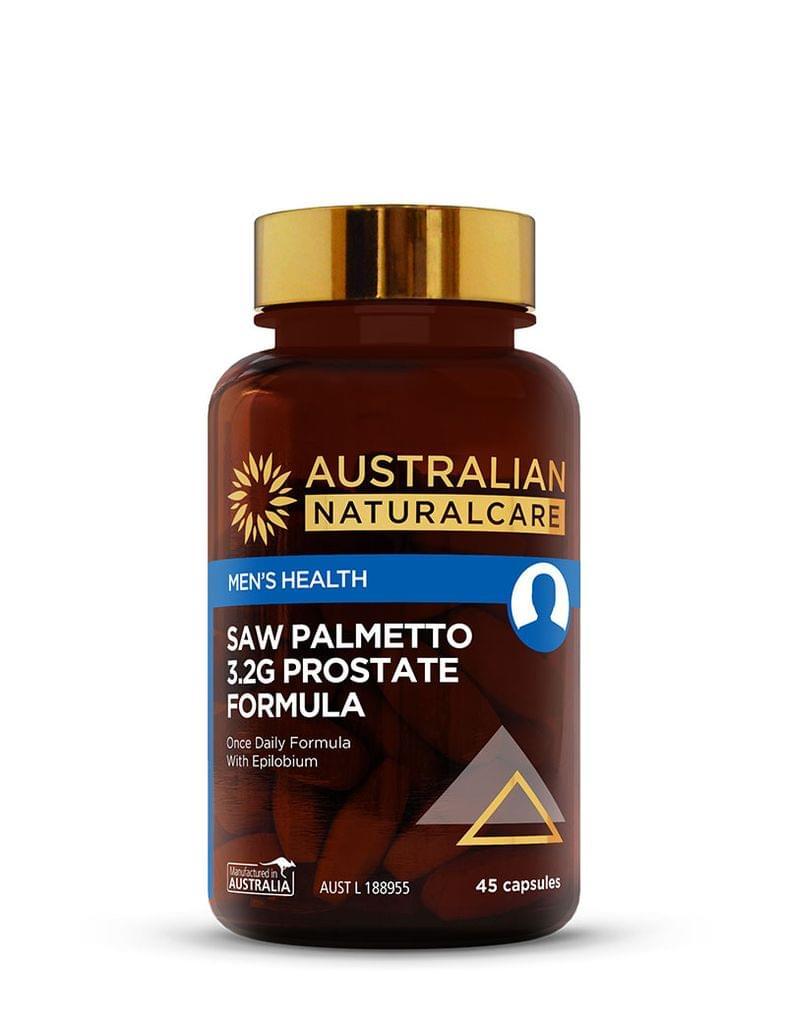 Saw Palmetto 3.2g Prostate Formula 45 Caps