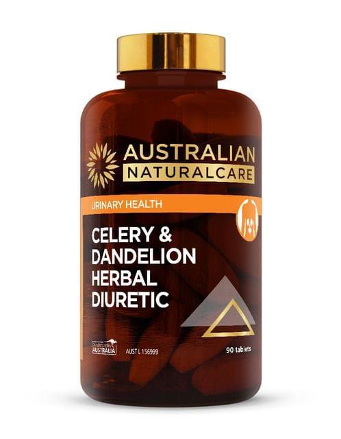 Celery & Dandelion Herbal Diuretic 90 Tabs