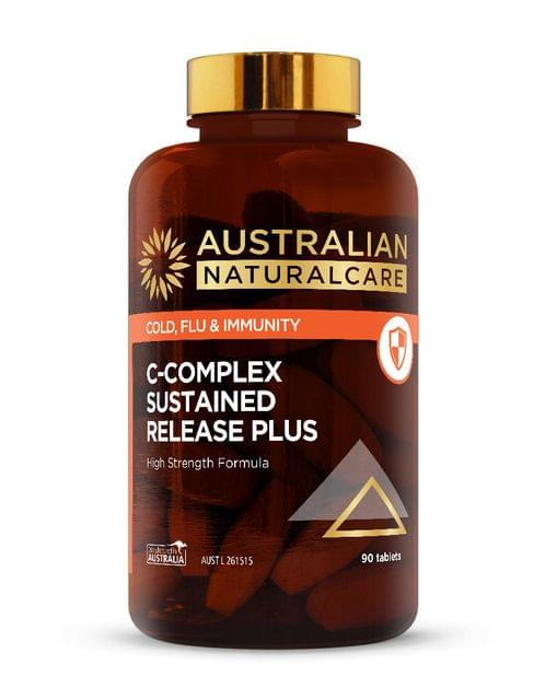 C-Complex Sustained Release PLUS 90 Tabs